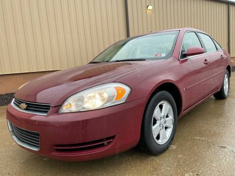 2006 Chevrolet Impala for sale at Prime Auto Sales in Uniontown OH