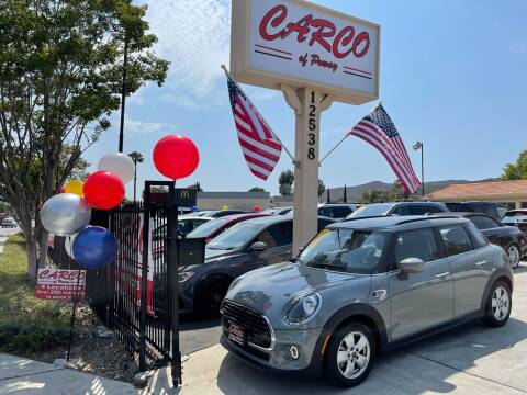 2020 MINI Hardtop 4 Door for sale at CARCO SALES & FINANCE - CARCO OF POWAY in Poway CA