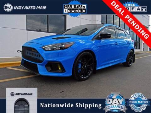 2018 Ford Focus for sale at INDY AUTO MAN in Indianapolis IN