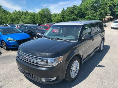 2013 Ford Flex for sale at Best Buy Auto Sales in Murphysboro IL