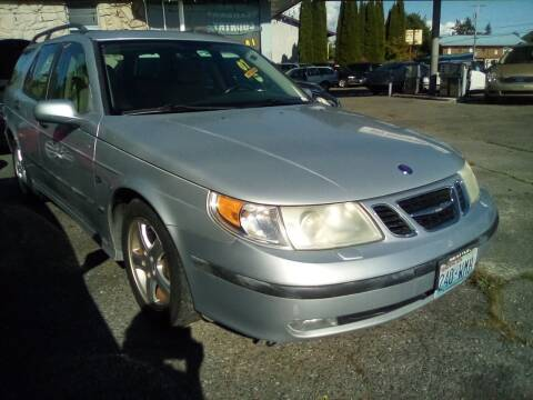 2004 Saab 9-5 for sale at Payless Car & Truck Sales in Mount Vernon WA