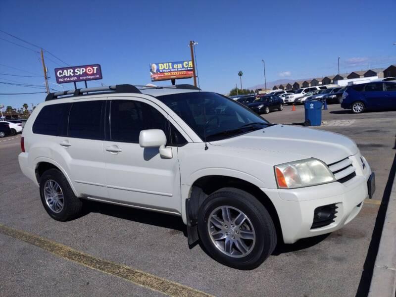 2004 Mitsubishi Endeavor for sale at Car Spot in Las Vegas NV