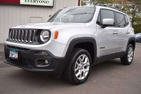 2018 Jeep Renegade for sale at DealswithWheels in Hastings MN