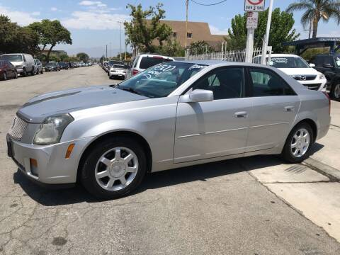 2004 Cadillac CTS for sale at Olympic Motors in Los Angeles CA