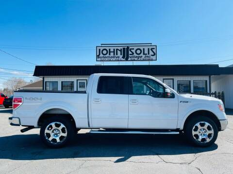 2012 Ford F-150 for sale at John Solis Automotive Village in Idaho Falls ID