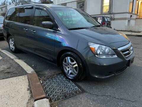 2006 Honda Odyssey for sale at Deleon Mich Auto Sales in Yonkers NY