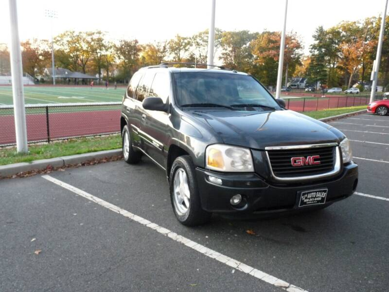 2005 GMC Envoy for sale at TJS Auto Sales Inc in Roselle NJ