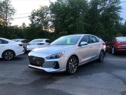 2019 Hyundai Elantra GT for sale at North Berwick Auto Center in Berwick ME