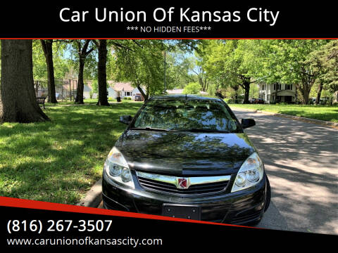 2009 Saturn Aura for sale at Car Union Of Kansas City in Kansas City MO