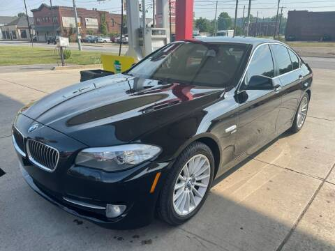 2011 BMW 5 Series for sale at Trocci's Auto Sales in West Pittsburg PA