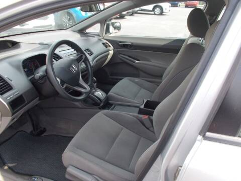 2012 Honda Civic for sale at ValueMax Used Cars in Greenville NC
