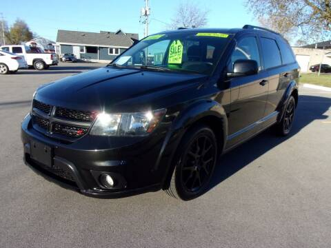 2013 Dodge Journey for sale at Ideal Auto Sales, Inc. in Waukesha WI