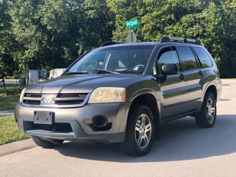 2006 Mitsubishi Endeavor for sale at L G AUTO SALES in Boynton Beach FL