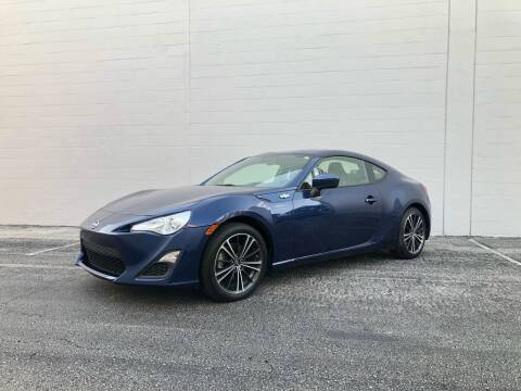 2015 Scion FR-S for sale at PRESTIGE AUTO OF USA INC in Orlando FL