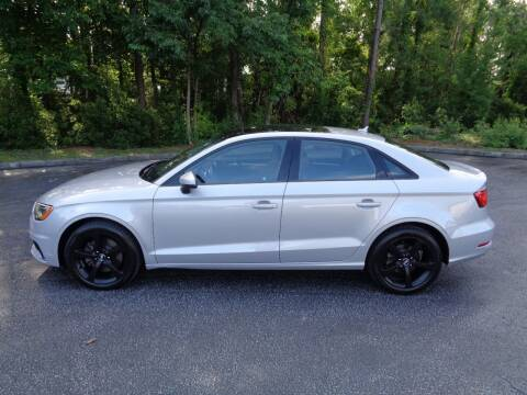 2016 Audi A3 for sale at BALKCUM AUTO INC in Wilmington NC