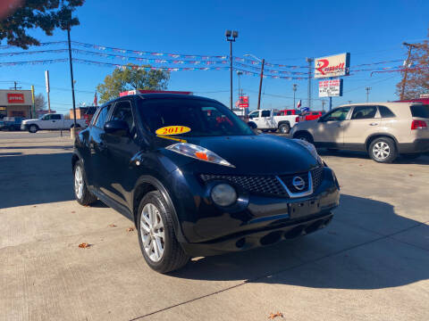 2011 Nissan JUKE for sale at Russell Smith Auto in Fort Worth TX