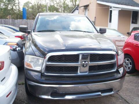 2009 Dodge Ram Pickup 1500 for sale at Louisiana Imports in Baton Rouge LA