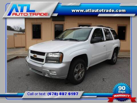 2007 Chevrolet TrailBlazer for sale at ATL Auto Trade, Inc. in Stone Mountain GA
