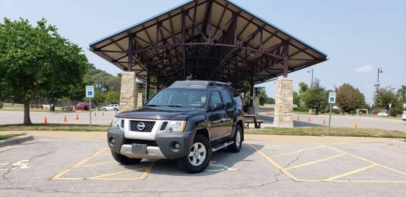 2011 Nissan Xterra for sale at D&C Motor Company LLC in Merriam KS