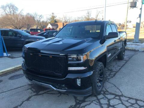2016 Chevrolet Silverado 1500 for sale at One Price Auto in Mount Clemens MI