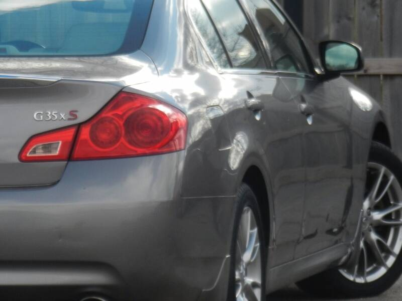 2008 Infiniti G35 for sale at Moto Zone Inc in Melrose Park IL