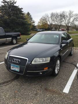 2006 Audi A6 for sale at Specialty Auto Wholesalers Inc in Eden Prairie MN