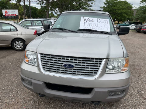 2005 Ford Expedition for sale at Continental Auto Sales in White Bear Lake MN