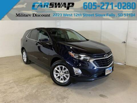 2020 Chevrolet Equinox for sale at CarSwap in Sioux Falls SD
