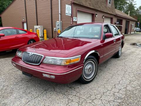 1995 Mercury Grand Marquis for sale at Hornes Auto Sales LLC in Epping NH