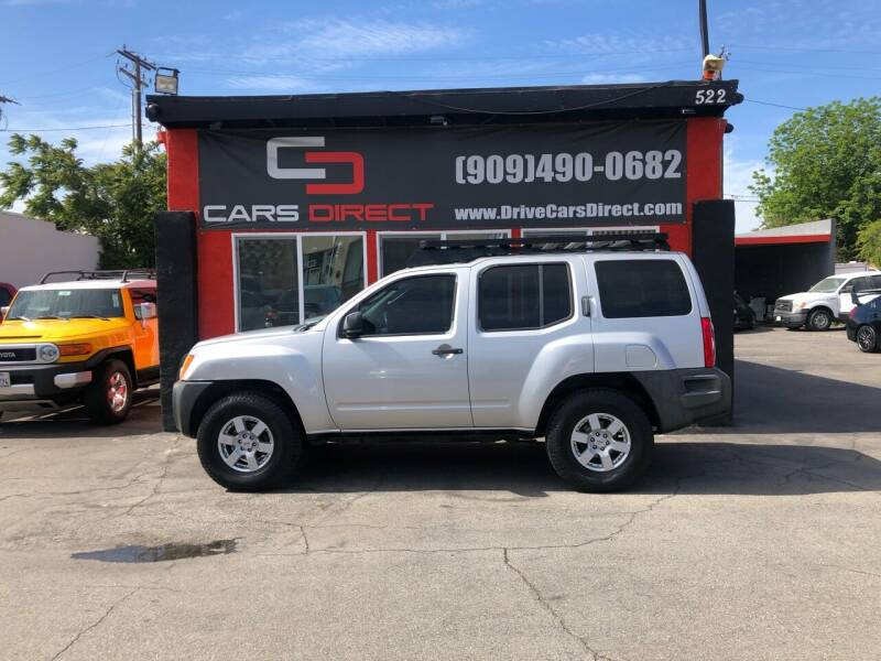 2006 Nissan Xterra for sale at Cars Direct in Ontario CA