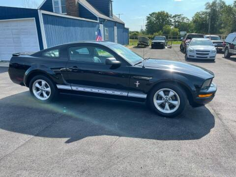 2008 Ford Mustang for sale at Jerry & Menos Auto Sales in Belton MO