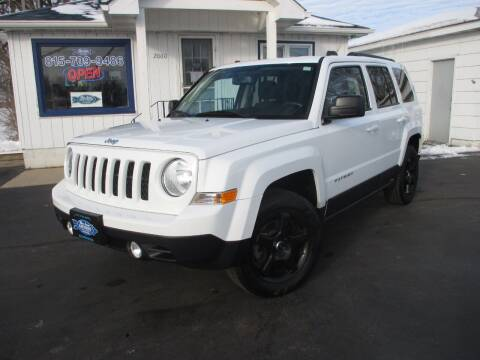 2016 Jeep Patriot for sale at Blue Arrow Motors in Coal City IL