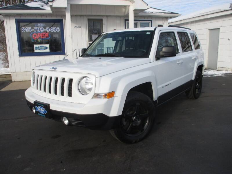 2016 Jeep Patriot for sale at Blue Arrow Motors in Coal City IL