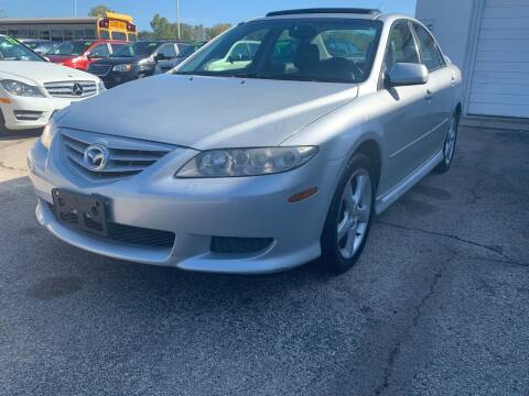 2005 Mazda MAZDA6 for sale at HIGHLINE AUTO LLC in Kenosha WI