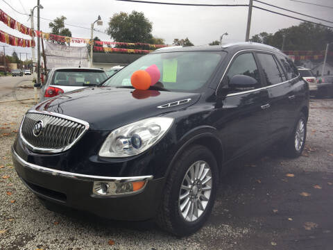 2012 Buick Enclave for sale at Antique Motors in Plymouth IN