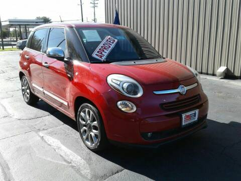 2014 FIAT 500L for sale at Car Guys in Lenoir NC