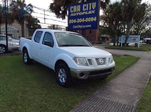 2010 Nissan Frontier for sale at Car City Autoplex in Metairie LA
