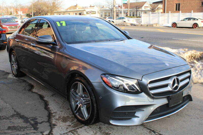 2017 Mercedes-Benz E-Class for sale at LIBERTY AUTOLAND INC in Jamaica NY