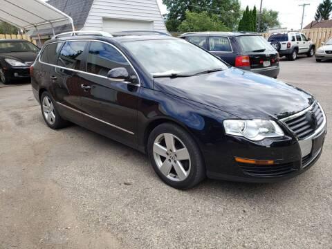 2009 Volkswagen Passat for sale at TL Motors LLC in Hartford WI