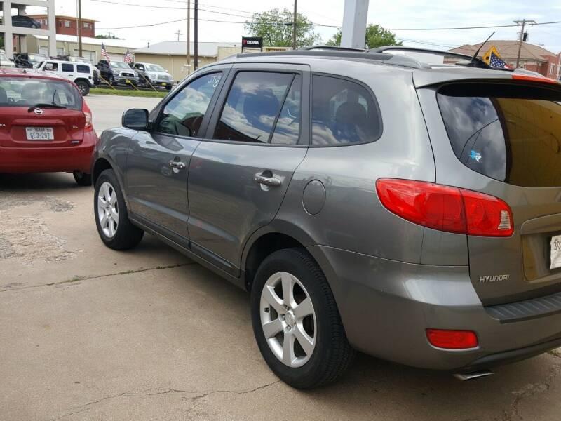 2009 Hyundai Santa Fe Limited 4dr SUV - Mckinney TX