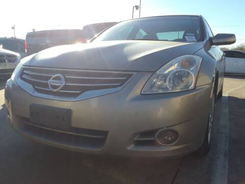 2011 Nissan Altima for sale at Auto Haus Imports in Grand Prairie TX
