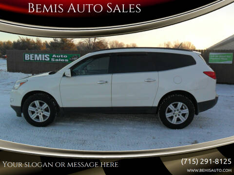 2011 Chevrolet Traverse for sale at Bemis Auto Sales in Crivitz WI