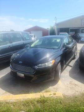 2013 Ford Fusion for sale at Chicago Auto Exchange in South Chicago Heights IL