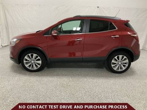 2018 Buick Encore for sale at Brothers Auto Sales in Sioux Falls SD