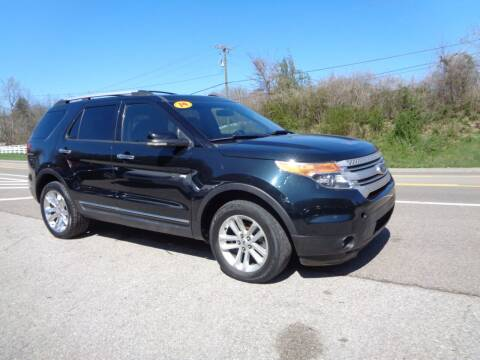 2014 Ford Explorer for sale at Car Depot Auto Sales Inc in Seymour TN