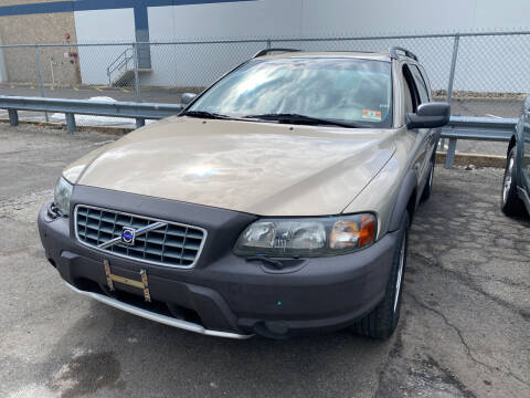 2003 Volvo XC70 for sale at JerseyMotorsInc.com in Teterboro NJ
