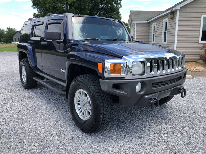 2007 HUMMER H3 for sale at Curtis Wright Motors in Maryville TN