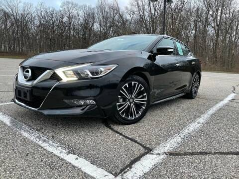 2017 Nissan Maxima for sale at Lifetime Automotive LLC in Middletown OH