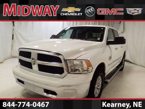2014 RAM Ram Pickup 1500 for sale at Midway Auto Outlet in Kearney NE