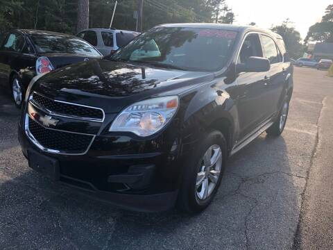 2010 Chevrolet Equinox for sale at MBM Auto Sales and Service in East Sandwich MA